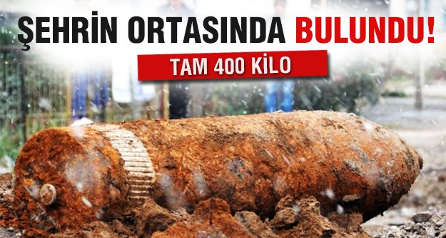 Çanakkale'de 400 kilo mermi bulundu!
