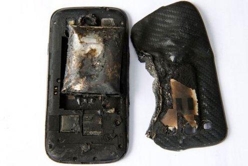 Cep telefonu bataryaları neden patlar?