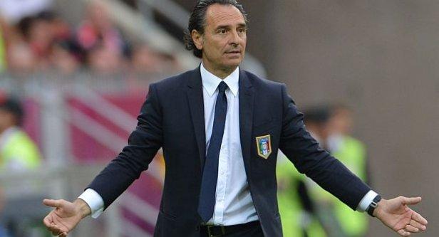 Cesare Prandelli istifa!