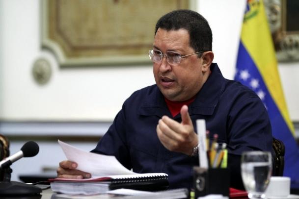 Chavez, yemin edemeyecek