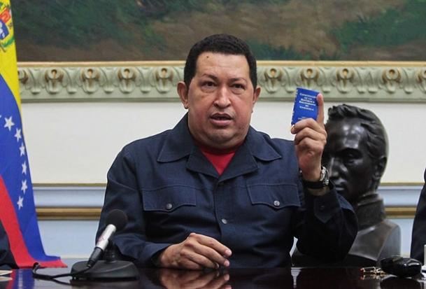 Chavez yeniden kanser