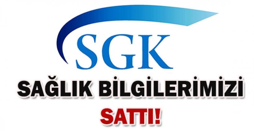 CHP Mersin Milletvekili Aytuğ Atıcı, SGK'nın, vatandaşların kişisel sağlık verilerini sektördeki firmalara sattığını iddia etti.