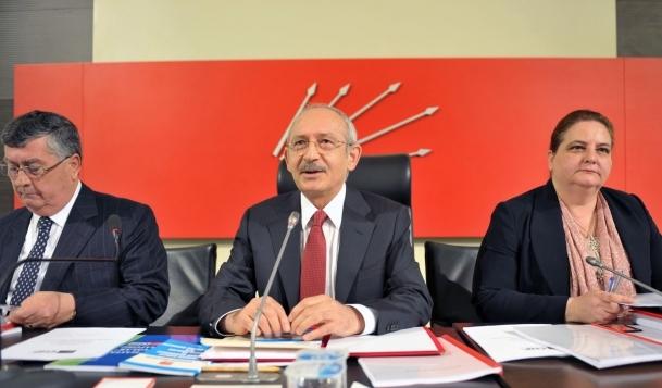 CHP'de olağanüstü PM toplantısı
