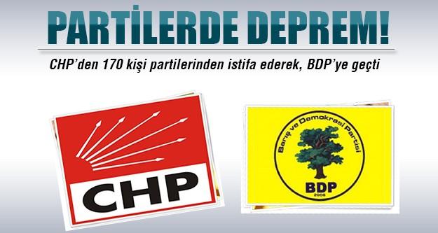 CHP'den büyük istifa!