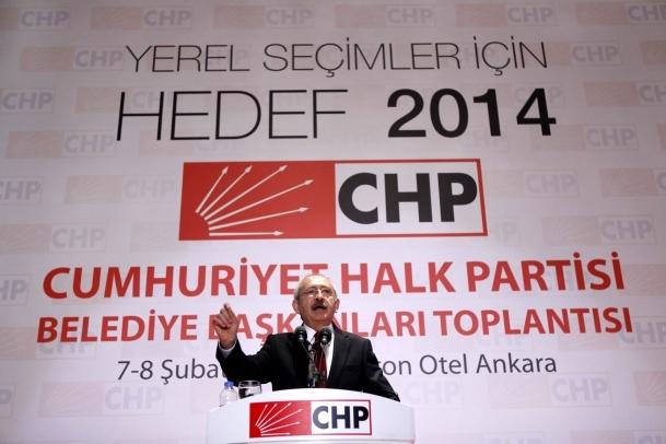 CHP'li belediyelerle gurur duyuyorum