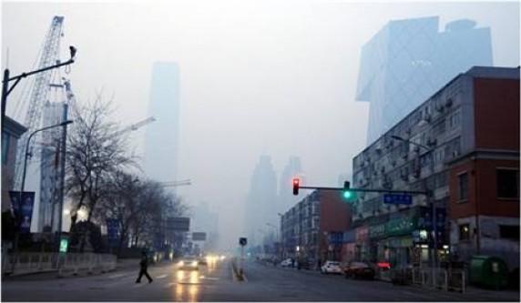 Çin'de 5 yıl ömür kısaltan tehlike!