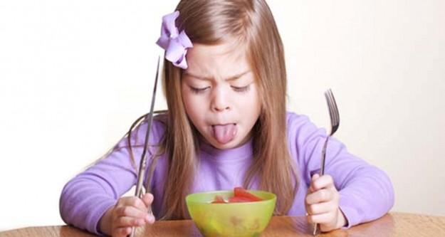 Çocuklar neden sebze sevmez?