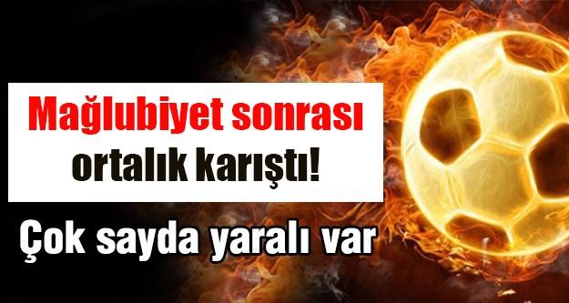 Ç.Rizespor Kayseri'yi ateşe attı
