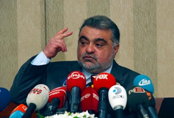 Cumhurbaşkanı Gül Ahmet Özal'ı kabul etti