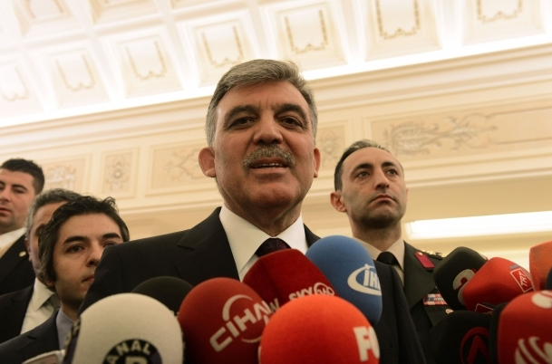 Cumhurbaşkanı Gül, Ergin'i kabul edecek