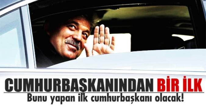 Cumhurbaşkanı Gül hacca gidecek..