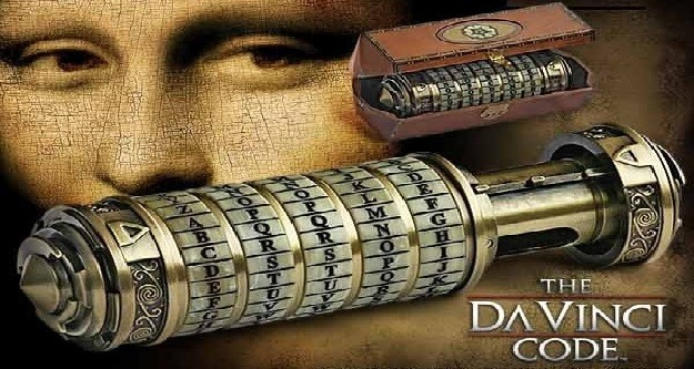Da Vinci'nin şifresi İslam'da !