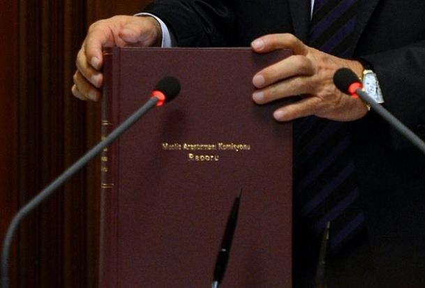 Darbe Komisyonu raporu savcılıkta