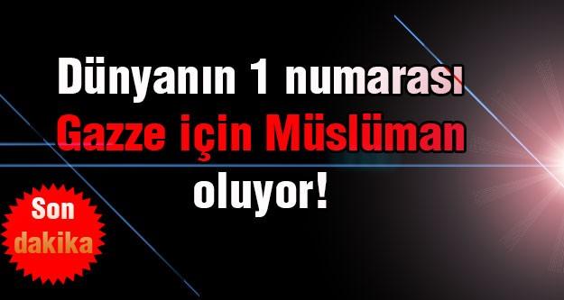Djokoviç, Gazze için Müslüman oluyor!