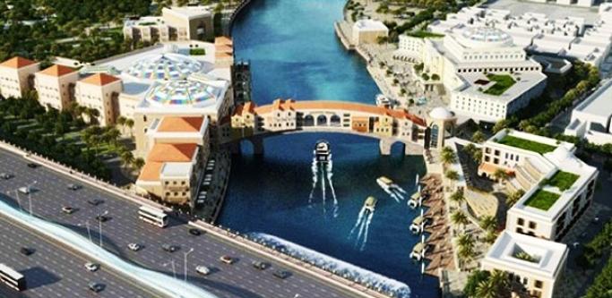 Dubai'nin Kanal Projesi Türklerden...