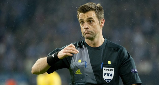 Dünya Kupası finali Rizzoli'nin