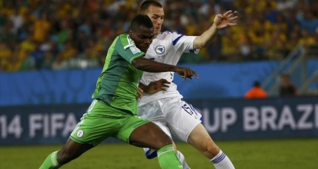 Dünya Kupası'nın Dripling Rekorunu Emenike Kırdı