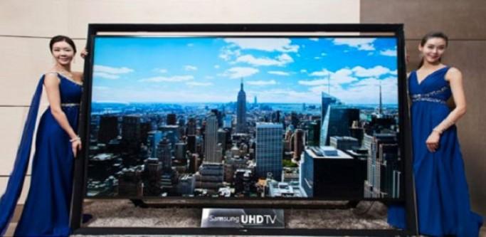 Dünya'nın En Pahalı Televizyonu...