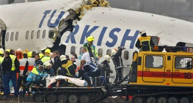 Düşen uçakla ilgili şok rapor!