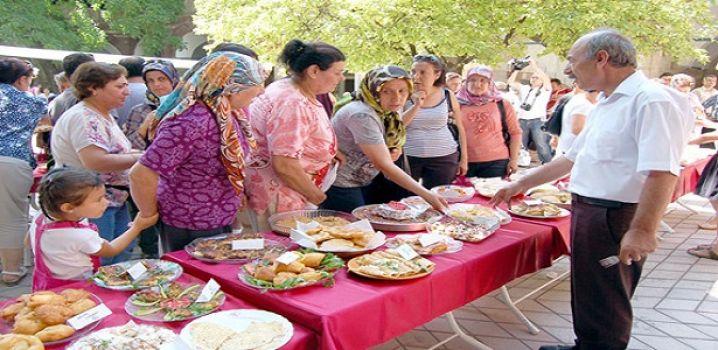 Edirne'de Trakya Ev Yemekleri Yarışması