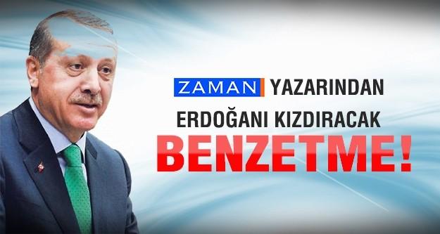 Ekrem Dumanlı'dan Başbakan Erdoğan'ı kızdıracak benzetme