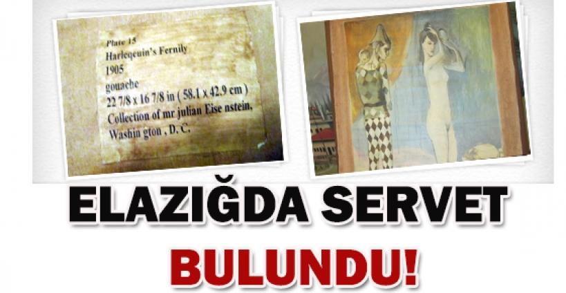 Elazığ'da bulundu!