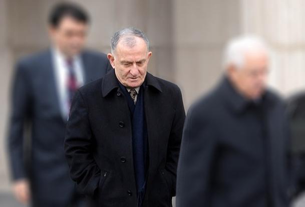 Emekli Orgeneral Celasin Ankara Adliyesi'nde