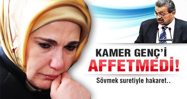 Emine Erdoğan affetmedi!