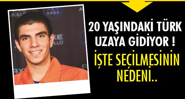 En genç Türk astronot adayı...