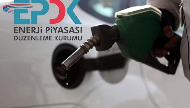 EPDK uyardı akaryakıt fiyatları düştü