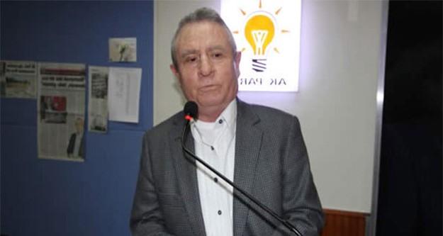 Erdal Kalkan Ak Parti'den istifa etti