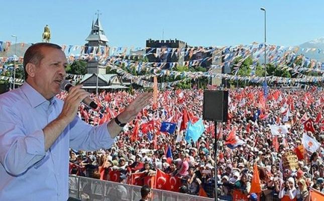 Başbakan Erdoğan: Bizim tek besmelemiz yeter