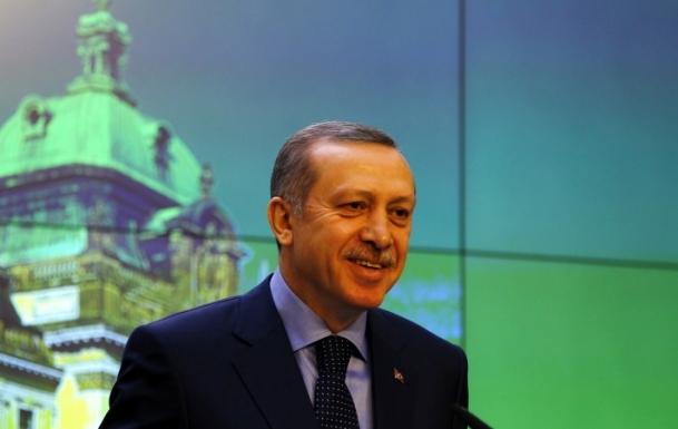 Erdoğan Macaristan'a gitti