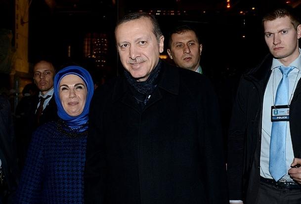 Erdoğan Macaristan'da