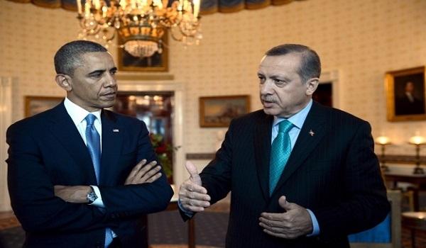 Obama'yla Mısır ve Suriye Konulu telefon görümesi