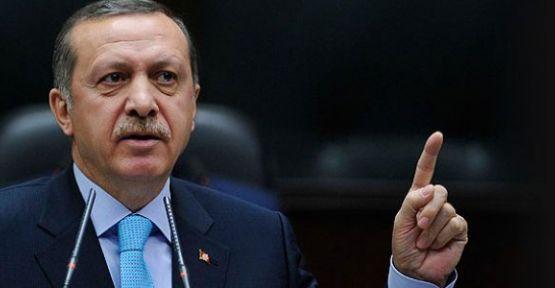 Erdoğan: Savaş çıkarmak gibi bir derdimiz yok