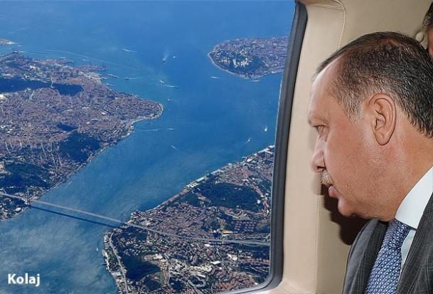 Erdoğan'dan 3. köprü incelemesi