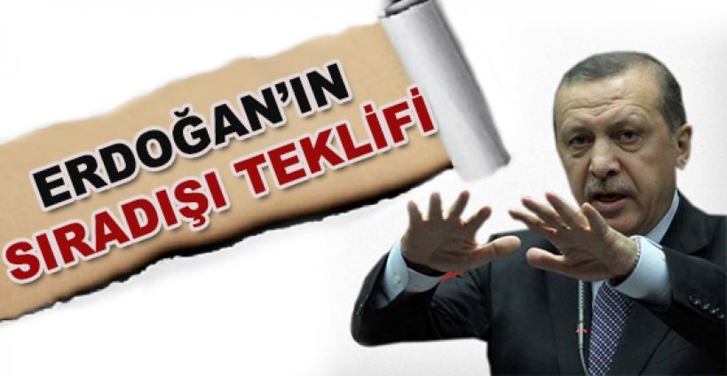 Erdoğan'dan çılgın Hakkari teklifi