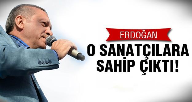 Erdoğan'dan o isimlere yaylım ateşi!