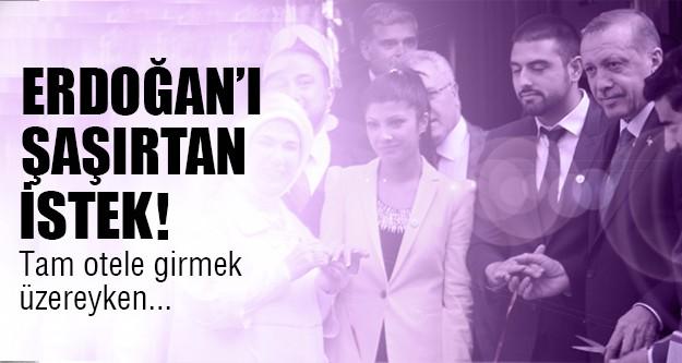 Erdoğan'ın Fransız ziyaretinde sürpriz!