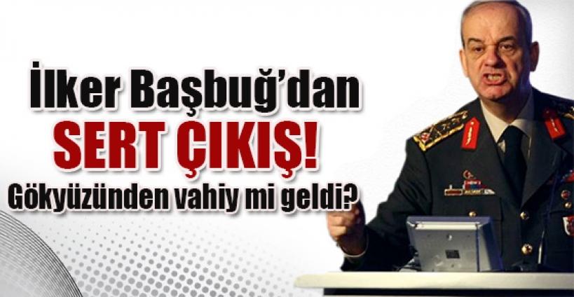 Erdoğan'ın ziyaretine Başbuğ'dan sert tepki