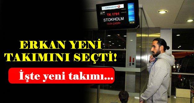 Erkan Zengin Trabzon dedi