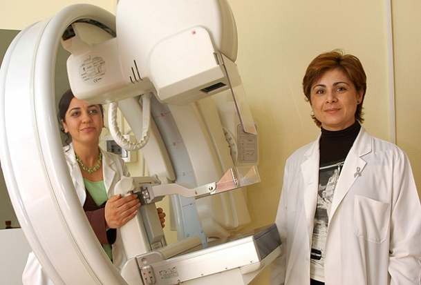 Erkeklerdeakciğer, kadınlarda meme kanseri ilk sırada