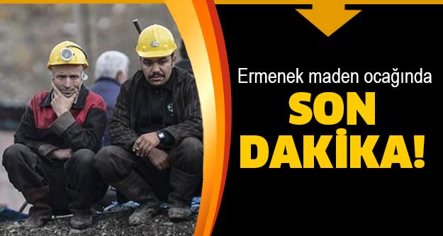 Ermenek'ten acı haber!