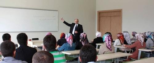 Erzincan Üniversitesi 16 bin öğrenci ile ders başı yaptı