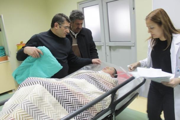 Erzurum'da 6 çocuk çığ altında kaldı