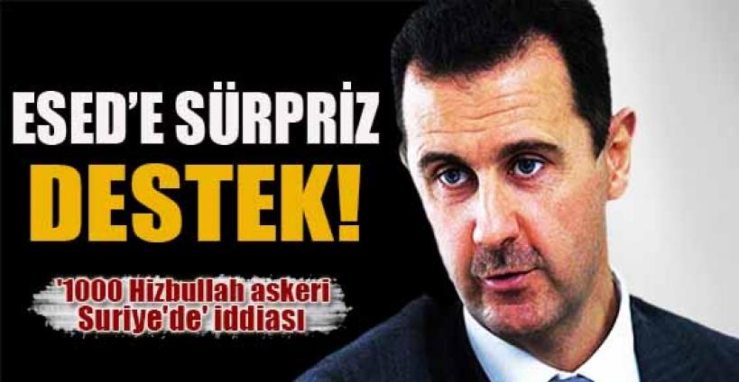 Esed'i siyaset sahnesinden silecek davet!