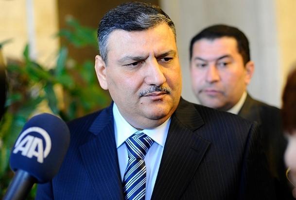 Eski Suriye Başbakanı Hicab AA'ya konuştu