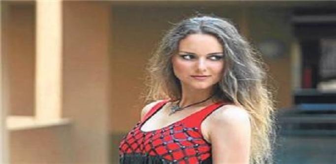 Eurovision'da Türk Kızı Melis...