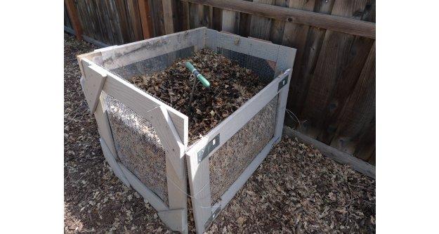Ev ve bahçeler için doğal gübreleme yöntemi